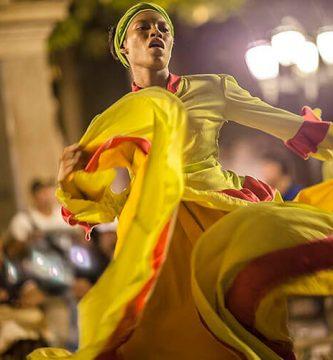 danzas de la region caribe
